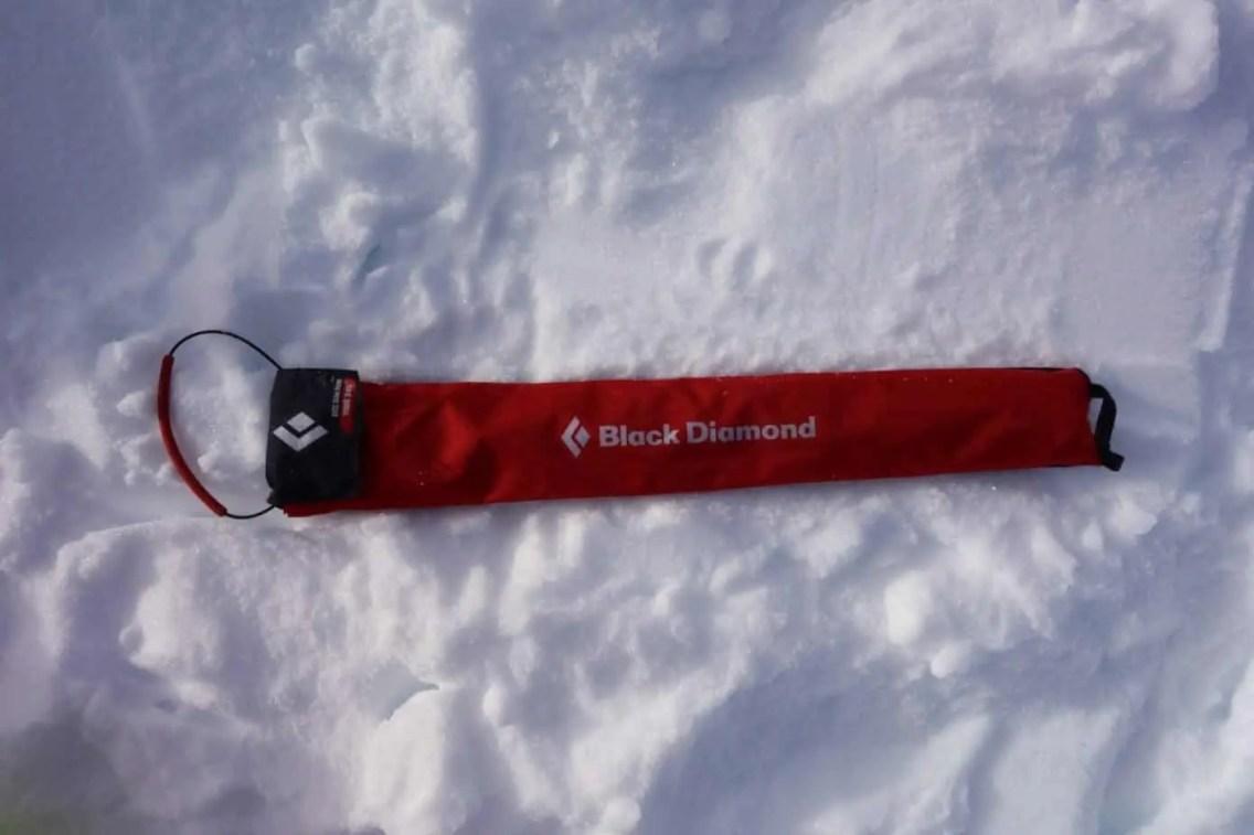 Black Diamond QuickDraw Tour Probe 240 3