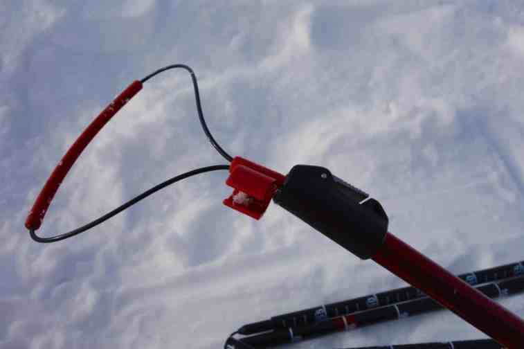 Black Diamond QuickDraw Tour Probe 240 8