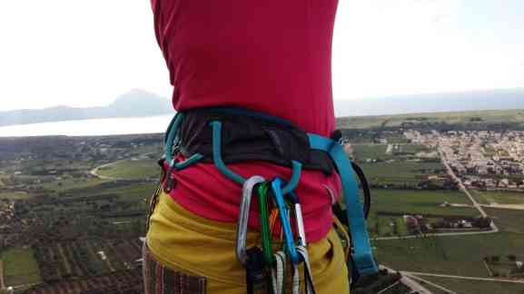 Klettergurt Damen Test : Test salewa klettergurt speed 240