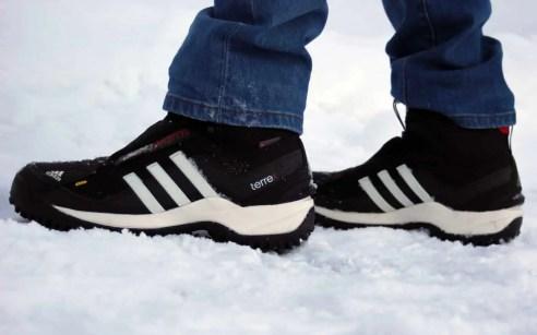 Alles in allem ist der adidas Terrex Conrax CP CW ein treuer Begleiter durch den kalten Winter