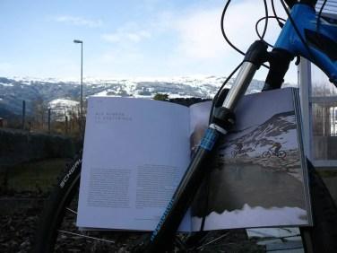 Bike-Spass auch im Schnee