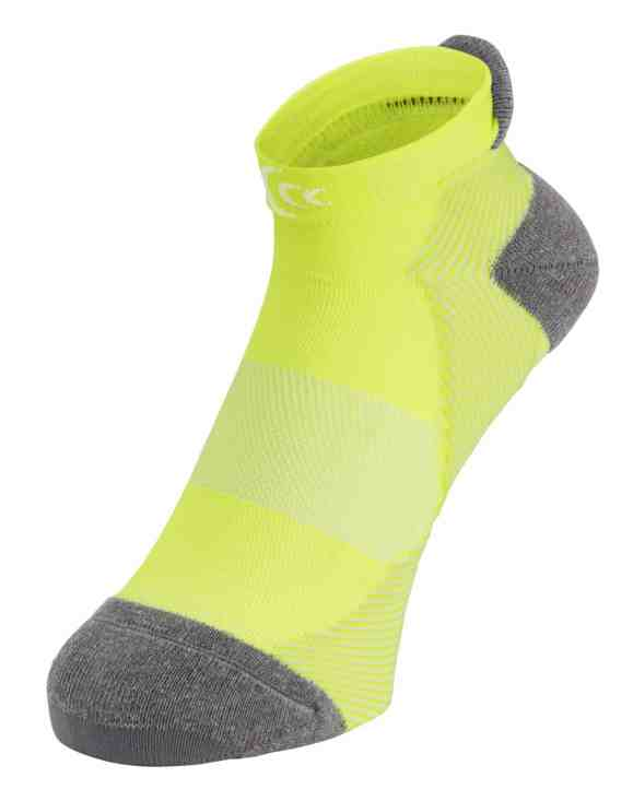 C3fit Arch Support Short Socks_yellow6