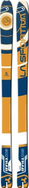 La Sportiva_Maximo LS yellow-blue