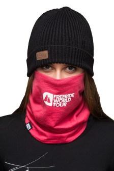 Mons Royale_Neckwarmer_Hot Pink_