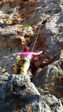 Test Klettergurt Salewa Rock W Harness11