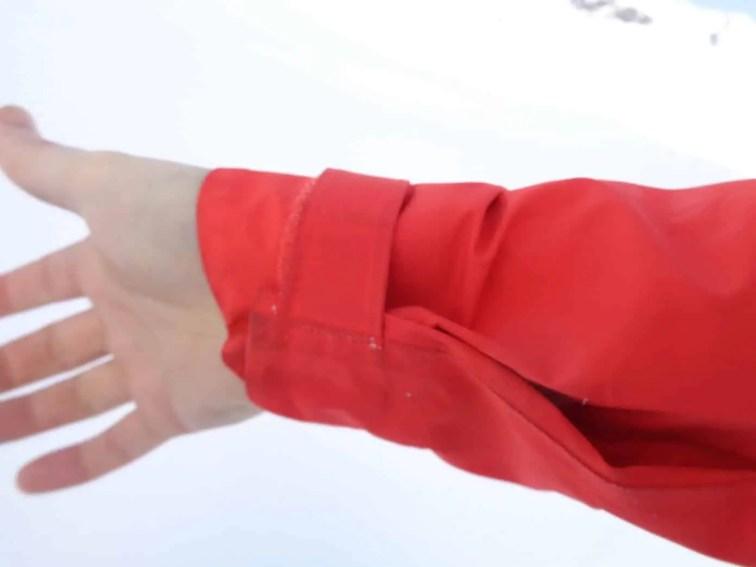 Hagloefs_Rando_Jacket-Handgelenk