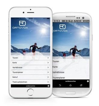 Ortovox Bergtouren App OVX_TourenApp_Startscreen8