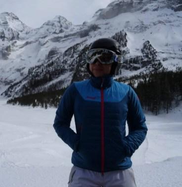 Bergans Uranostind Insulated Lady Jacket (1)
