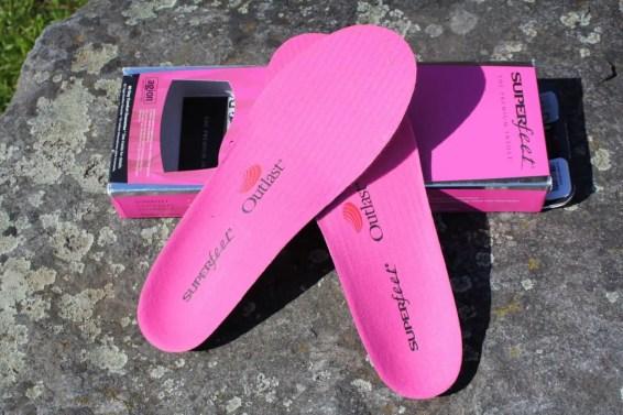 Superfeet Hot Pink