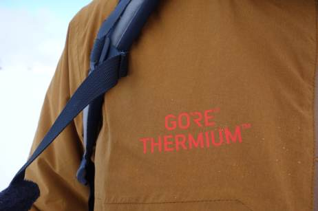 Jacke GORE THERMIUM 1
