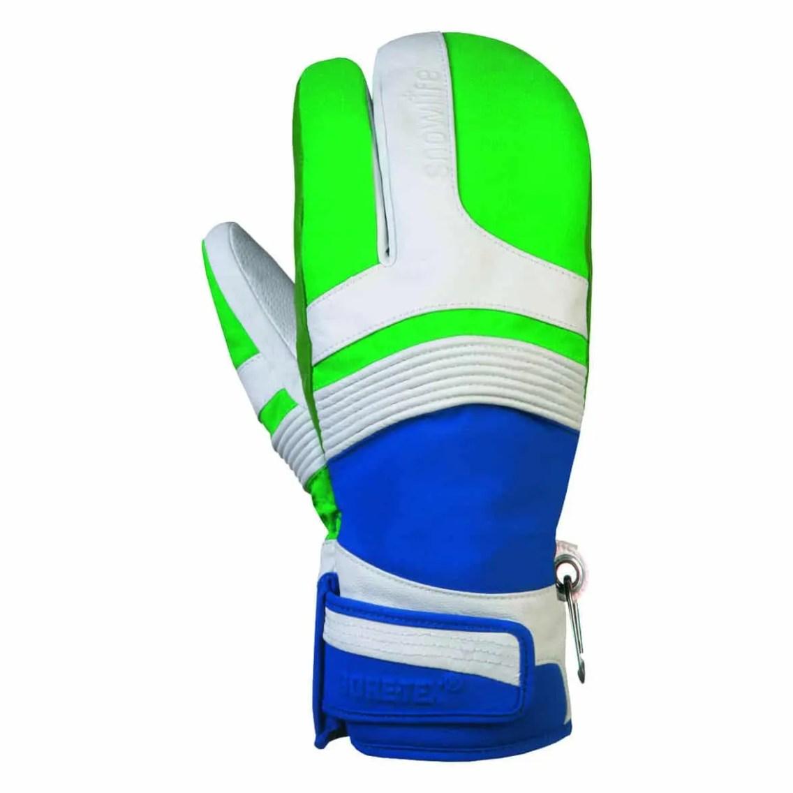 Kalte Hände durch zu dünne Handschuhe? Mit dem Snowlife Easy Rider GTX® gehört dieses Problem dank integrierter + Gore warm Technologie ab sofort der Vergangenheit an.