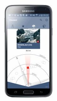 wgms Gletscher App 3