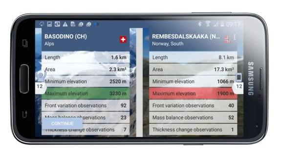 wgms Gletscher App 5