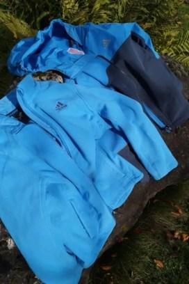 adidas Boys CP 3in1 Fleece Jacket (12)