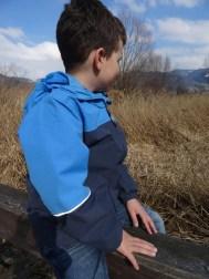 adidas Boys CP 3in1 Fleece Jacket (2)
