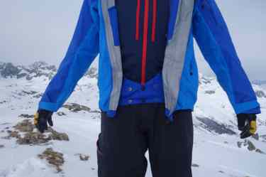Test Berghaus Antelao III Shell Jacket 17