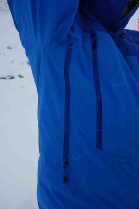 Test Berghaus Antelao III Shell Jacket 8