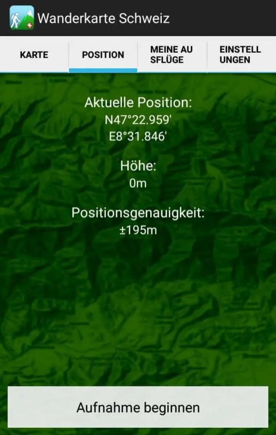 Wandern in der Schweiz 6