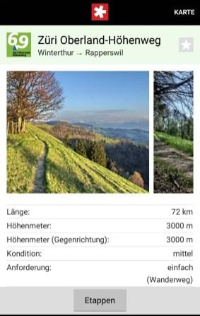 Wandern in der Schweiz 9