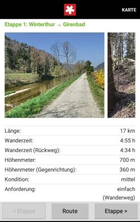 Wandern in der Schweiz 10