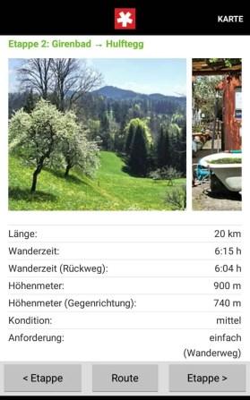 Wandern in der Schweiz 11