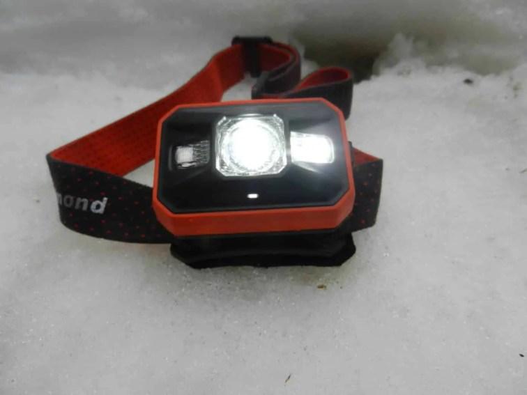 Black Diamond Strom Headlamp (36)