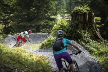 Biken in Graubünden (11)