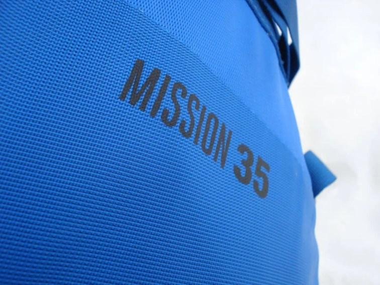 Black Diamond Mission 35 Pack 15