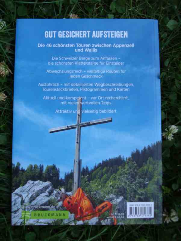 Bruckmann Leichte Klettersteige Schweiz 03