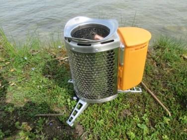 Test BioLite CampStove