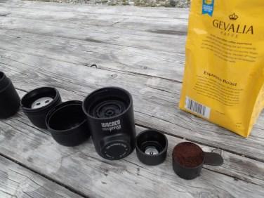 WACACO Minipresso GR-8