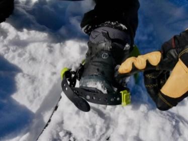 Merrell Capra Glacial Ice Mid Waterproof 23