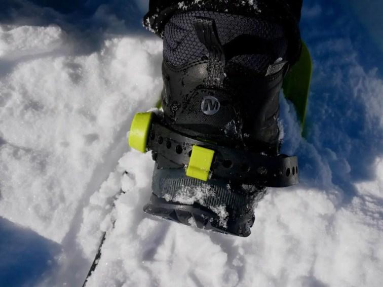 Merrell Capra Glacial Ice Mid Waterproof 24