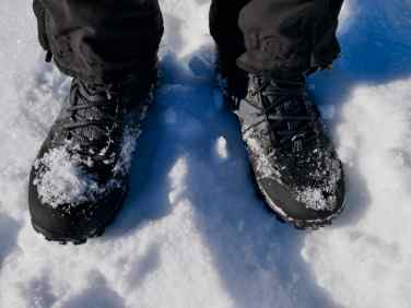 Merrell Capra Glacial Ice Mid Waterproof 30
