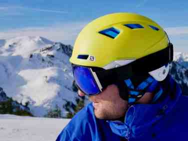 Test Salomon MTN LAB Helm 11