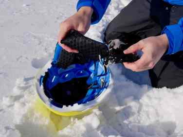 Test Salomon MTN LAB Helm 14