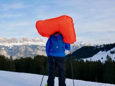 Test Mammut Ultralight Removable Airbag 3.0 20