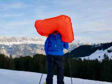 Test Mammut Ultralight Removable Airbag 3.0 20