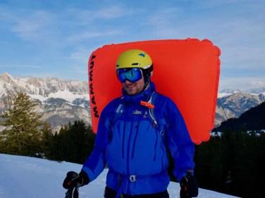 Test Mammut Ultralight Removable Airbag 3.0 24