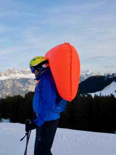 Test Mammut Ultralight Removable Airbag 3.0 27