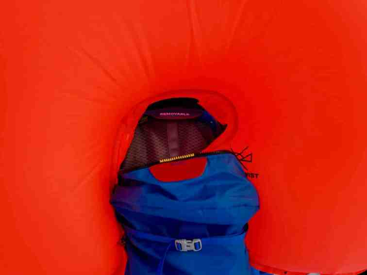 Test Mammut Ultralight Removable Airbag 3.0 29