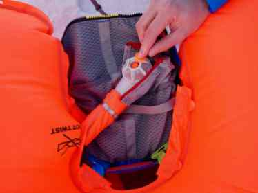 Test Mammut Ultralight Removable Airbag 3.0 30
