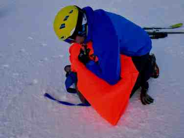 Test Mammut Ultralight Removable Airbag 3.0 32