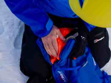 Test Mammut Ultralight Removable Airbag 3.0 35