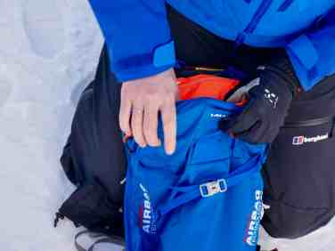 Test Mammut Ultralight Removable Airbag 3.0 36