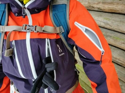 Hagloefs Spitz Jacket W11