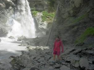 Wasserfälle in der Griessschlucht