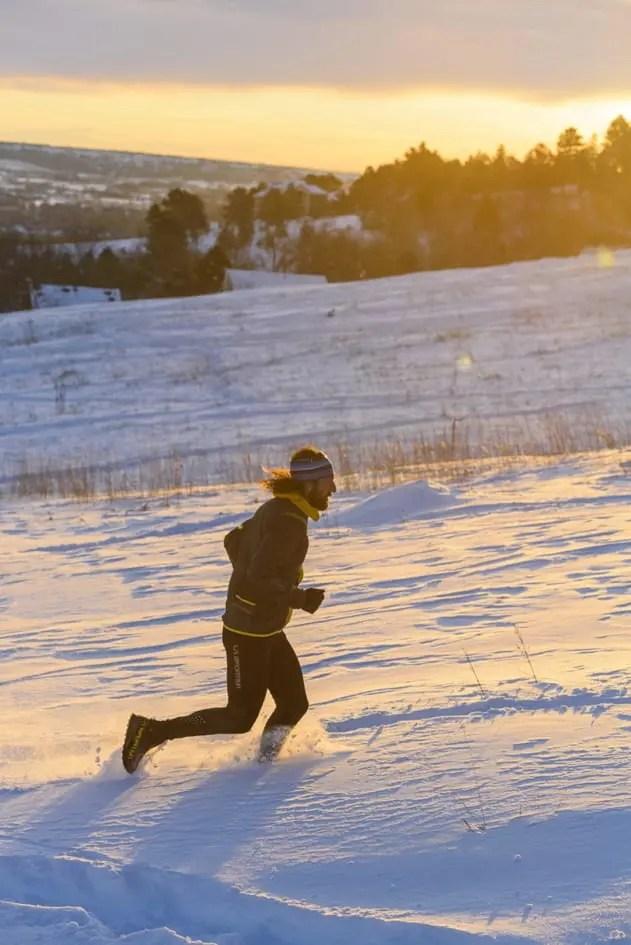 Athlet Anton Krupicka, Fotograf: ©Fred Marmsater