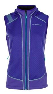 La Sportiva_Serenity Vest_Iris Blue