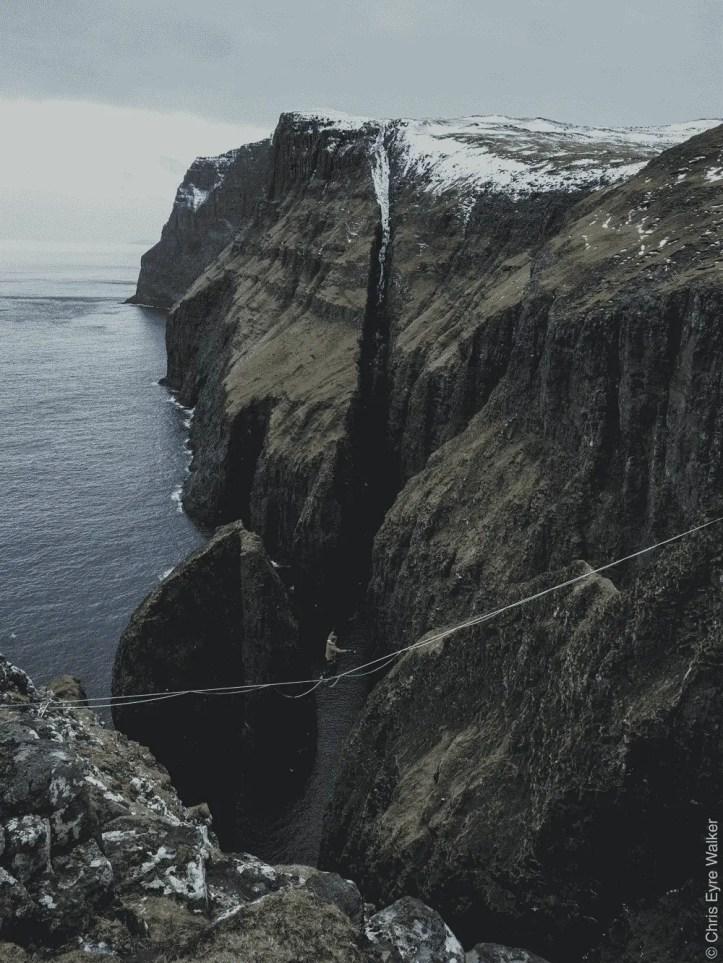 Szene aus Dreamwalkers –The Faroes Project